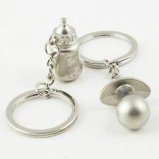 Bottle Pacifier Nipple Keychain 24Pcs Baby Shower Favor Baptism Party Souvenir