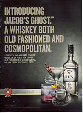 Jim Beam Jacob's Ghost Print Ad 2013