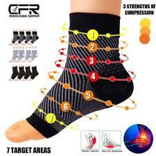 Plantar Fasciitis Sock Ankle Brace Compression Sleeve Swelling & Heel Spur Pain