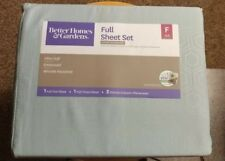 Better Home & Gardens Hotel Style Luxury Microfiber Sheet Set Teal Full