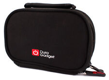 Black Padded Carry Case Bag w/ Handle For 360fly - Panoramic 360 HD Video Camera