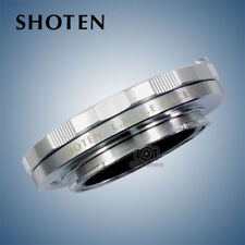 Limited Edition SHOTEN adapter Close Focus for Leica M mount to Sony NEX A7R2 A9