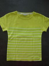 T-shirt vert anis  – Taille 12 ans *** Neuf***