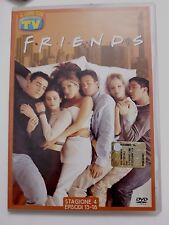 DVD Film Friends Le grandi serie Tv Sorrisi e Canzoni Stagione 4 Episodi 13-18