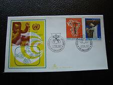 VATICAN - enveloppe 1er jour 2/2/1971 (cy32)