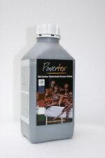 Powertex 1 liter Grey Textile Hardener and Fabric Hardener