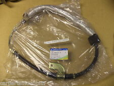 NEW GENUINE SSANGYONG/DAEWOO R/H HANDBRAKE CABLE PART NO:4902005114 FITS KORANDO