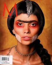 Make Up Store M Magazine #17 fashion VIKTORIA PLESHAKOVA