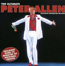 CD Peter Allen The Ultimate Australian Edition 20 Tracks MINT