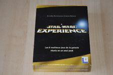 Coffret 6 jeux PC STAR WARS Expérience - réunis dans un pack collector