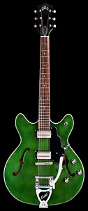 Guild E-Gitarre Starfire I DC Newark Collection Double-Cut Semi-Hollow Tremolo