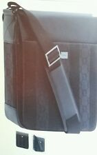 $345 BRAND NEW Oroton Men's STRIPE  Companion Cross  Body Hand WORK BUSINESS Bag