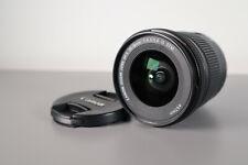 Canon EF-S 10-18 mm f/4.5-5.6 IS STM Image Stabilizer Lens