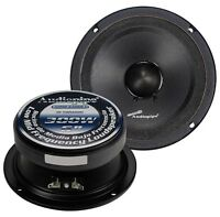 "Audiopipe APMB638SBC 6"" Mid Range Loud Speaker (Sold Each)"