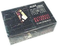 STAR TREK CCG : ALTERNATE UNIVERSE BOOSTER BOX - 3x BOX LOT