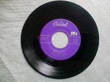 Nat King Cole Sings Give Me Your Love/Madrid Capitol Records 45RPM Record EX