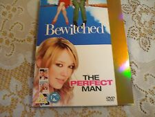 Bewitched /  The Perfect Man 2 disc gold edition DVD reg 2 UK free post
