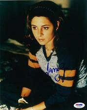 JAMIE-LYNN SIGLER SIGNED 8X10 PHOTO THE SOPRANOS AUTHENTIC AUTOGRAPH PSA