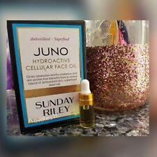 Sunday Riley JUNO ~ ANTIOXIDANT + SUPER FOOD ~Face Oil ~ Sample Travel Sz 3 ML