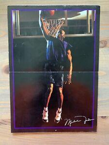 Rare Michael Jordan Mini Poster