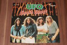 """UFO – Shoot Shoot (1975) (Vinile 7"""") (Chrysalis – 6155 046)"""