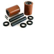 Crown WP3000 Electric Pallet Jack Load Wheel Kit   (Load Wheels, Axles, Hardware