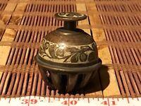 """Vintage Solid Brass Mini Elephant Claw 2 1/8""""x1 3/4"""""""