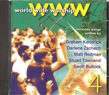 WWW World Wide Worship 4 (Four) - MUSIC CD