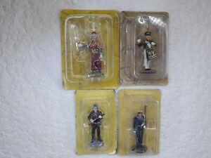 Eaglemoss Russian Soviet Soldier Figures Figurines