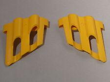 Lego 2 panneaux carenages jaunes set 8445 8538 8457 /2 yellow panels left/right