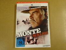 DVD / MONTE WALSH ( LEE MARVIN, JEANNE MOREAU, JACK PALANCE )