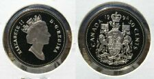 1994 Canada Frosted 50 Cent Half Dollar Proof