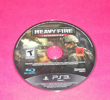 Heavy Fire: Afghanistan (Sony PlayStation 3, 2011)