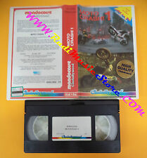 VHS film MOTO CRASH! 1 1990 CINEHOLLYWOOD CHV 8028 MONDOCORSE (F110) no dvd