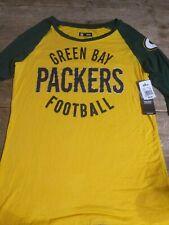 Women's Green Bay Packers NFL T-shirt Size Medium New