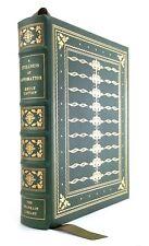 1977 Stillness Appomattox by Bruce Catton Franklin Library Signed 60 Book H680