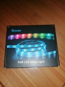GOVEE Led Strip Lights RGB Colour Changing Tape Cabinet USB TV Kitchen Lighting