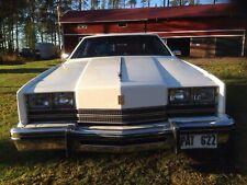 oldsmobile toronado 1985
