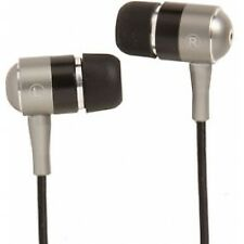 Groov-e Stereo iPod Mp3 Laptop PC Earphones Headphones Black