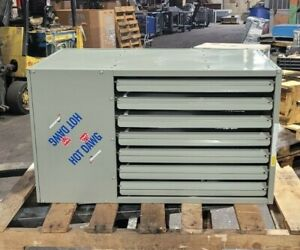 MODINE HOT DAWG 125,000 BTU NATURAL GAS POWER VENTED HEATER HD125AS0111FBAN