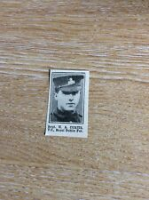 M5-3 Ephemera Ww1 1918 Small Picture Sgt H A Curtis V C Royal Dublin Fus
