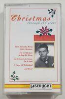 Frank Sinatra Christmas Through the Years Cassette Tape 1995 LaserLight Digital