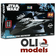 STAR WARS Rogue One IMPERIAL STAR DESTROYER - Revell SnapTite 85-1638