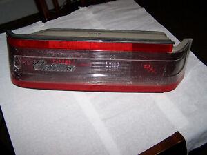 1987-1988 CADILLAC ALLANTE DRIVER SIDE REAR BRAKE LIGHT TAILLIGHT DRIVER QUALITY