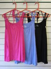 Camisas y tops de mujer de color principal multicolor de viscosa/rayón sin mangas