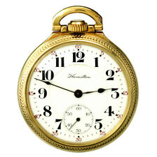 Hamilton Grade 950 Railroad Pocket Watch | 23 Jewel 16 Size