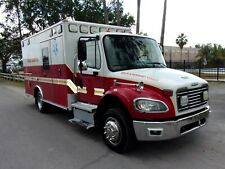 2012 Freightliner M2106 Wheeled Coach Emergency Fire Rescue Ambulance