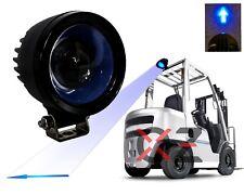 Blue Arrow LED Forklift light Warehouse Safety Warning Lamp Spot Race 12V 48V