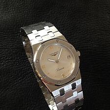 Longines Swiss Date Unisex Edelstahl Unisex Vintage Taucheruhr 80er TOP Zustand