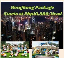 Hong Kong Package with Airfare Best Deal